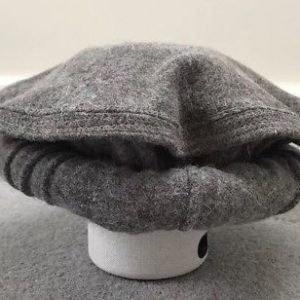 Grey pakol | tradional cap