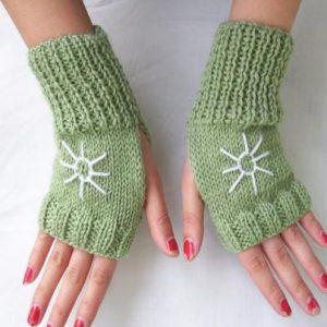 women gloves hand made