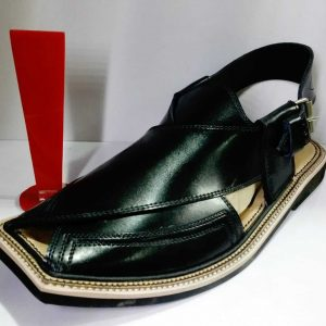 Peshawari sandal Black