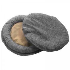 Grey pakol   tradional cap