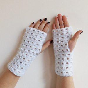 women gloves hand made