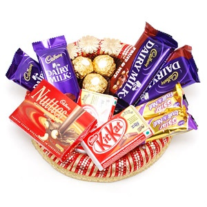 Chocolate Day gift pack