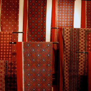 ajrak shawl for women