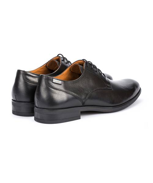 Black Casual Shoes Men 2