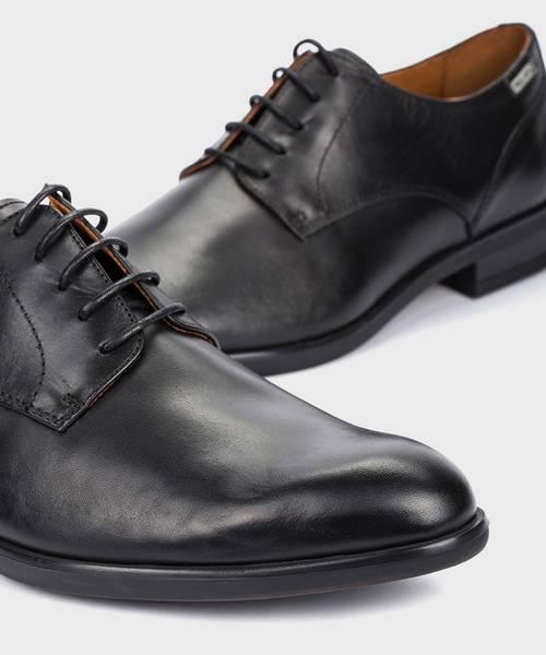 Black Casual Shoes Men 3