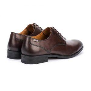 Dark brown Casual Shoes Men 2