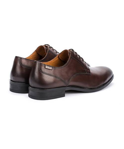 Dark brown Casual Shoes Men 2