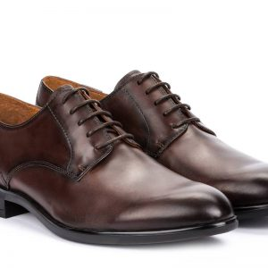 Dark brown Casual Shoes Men