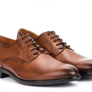 brown Casual Shoes Men