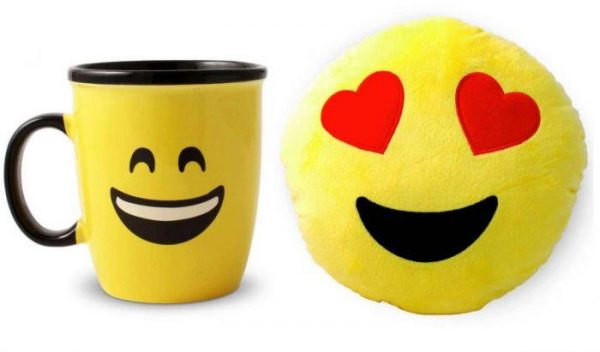 customise mug and cushions