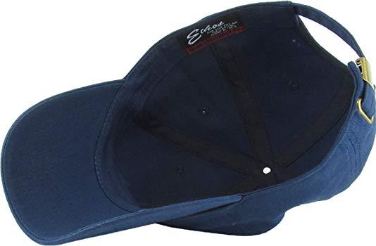 Nevy Blue cap for men
