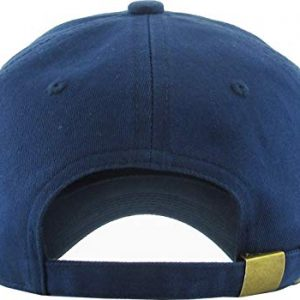 Nevy Blue cap for men