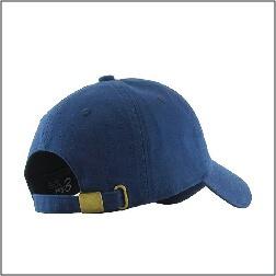 navy blue cap